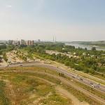 Вид на Притомский проспект