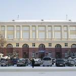 Кузбасский Государственный технический университет (КузГТУ), главный корпус
