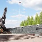 Монумент воинам-кузбассовцам, погибшим в локальных войнах и вооруженных конфликтах