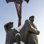 Памятник труженикам тыла в Парке Победы
