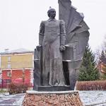 Памятник Григорию Константиновичу (Серго) Орджоникидзе