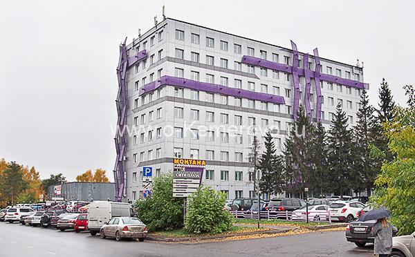 Гостиница «Сити-Плаза»