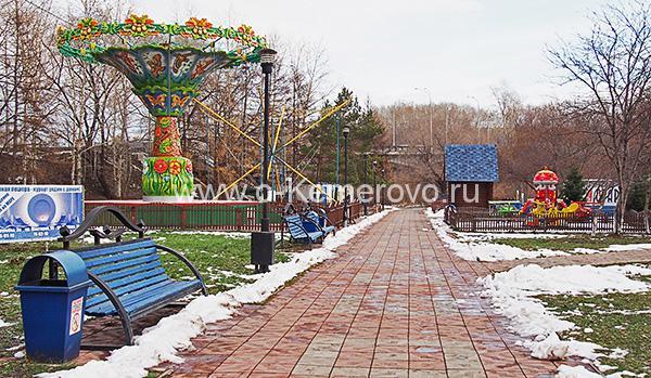 Парк «Антошка»