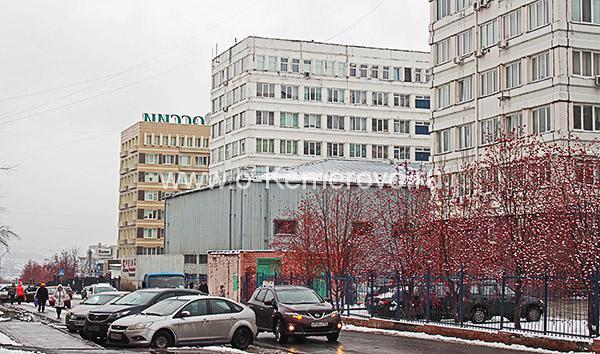 Кемеровский клинический консультативно-диагностический центр (Диагностический центр)