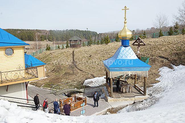 Гавриловский (Салаирский) святой источник