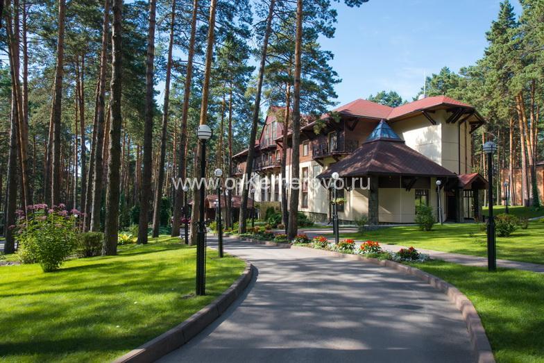 Гостиница Парк-отель Грааль в Кемерово