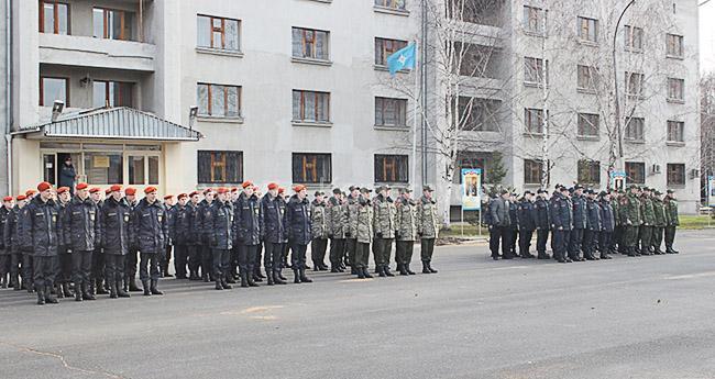 Кадетская школа-интернат МЧС