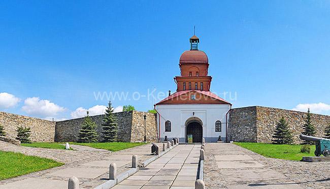 Семь чудес Кузбасса, Кузнецкая крепость