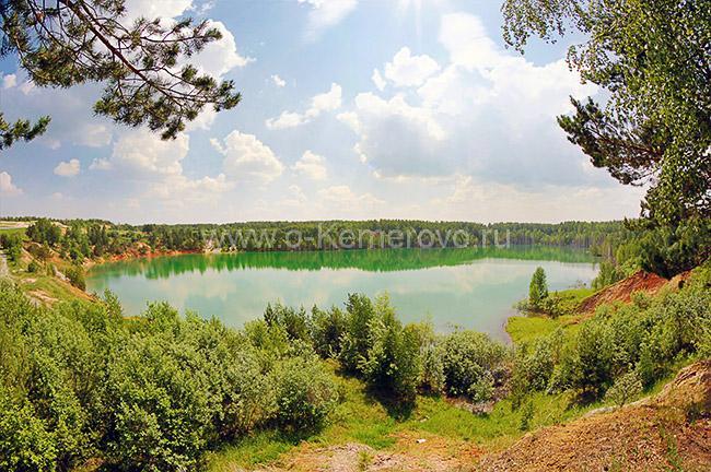 Озеро Апрелька