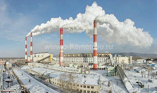 Томь-Усинская ГРЭС, г.Мыски, Кемеровская область