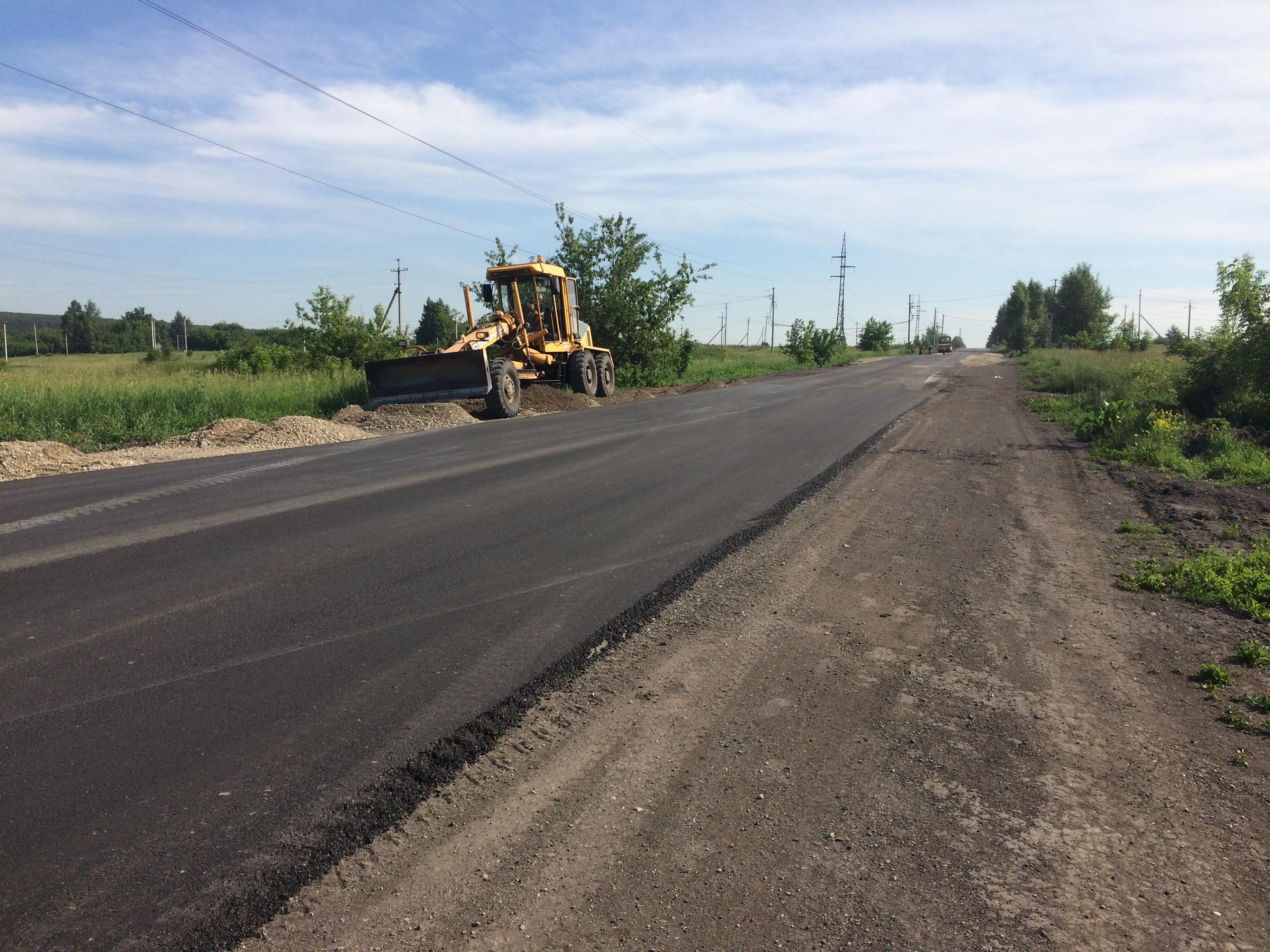 В Кемеровской области на трассе Р-255 «Сибирь» близ Мариинска появится двухуровневая развязка