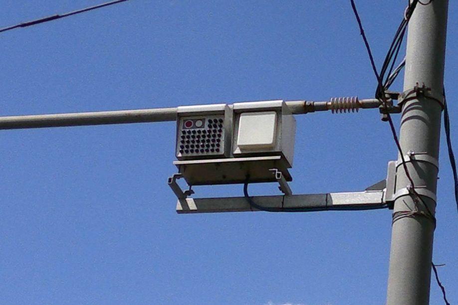 Камеры определения средней скорости заработают в трех местах на кузбасской трассе
