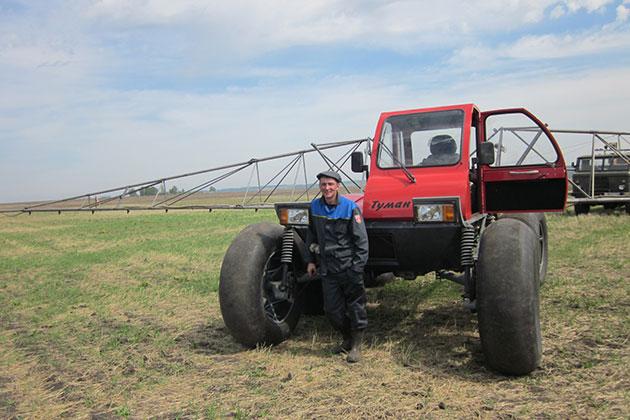 За прошлый год в Кузбассе ввели в оборот 9,9 тысяч гектаров сельхозземель