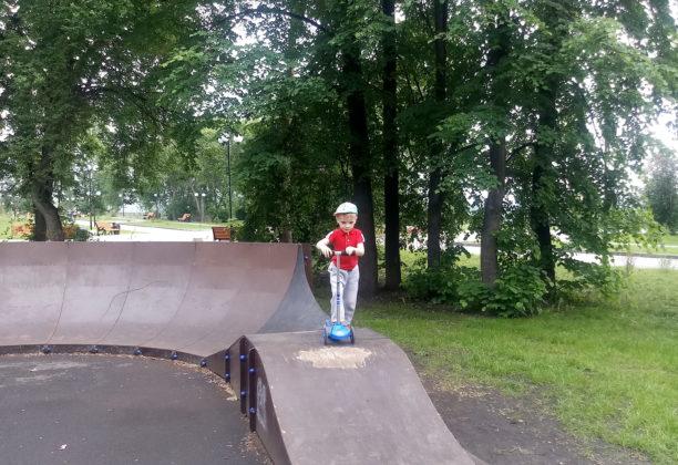 В восьми городах Кузбасса появятся скейт-парки и памп-треки