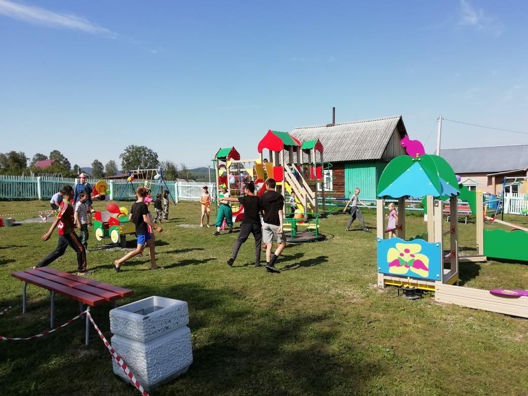 По программе «Твой Кузбасс – твоя инициатива» в Таштагольском районе реализованы 4 проекта