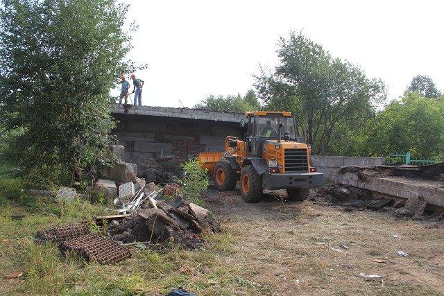 В Кузбассе продолжается работа по ликвидации недостроев и «заброшек»