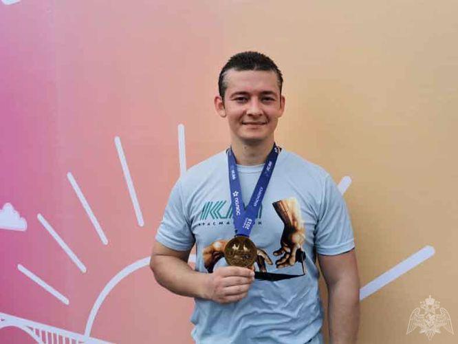 Марафон «Жара»: офицер из Кузбасса преодолел 21 километр на время