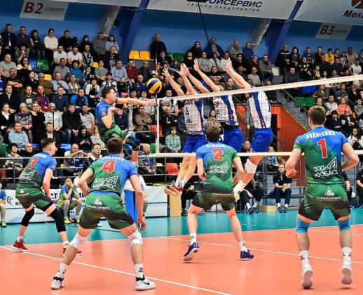 Кузбасс примет Чемпионат мира по волейболу-2022