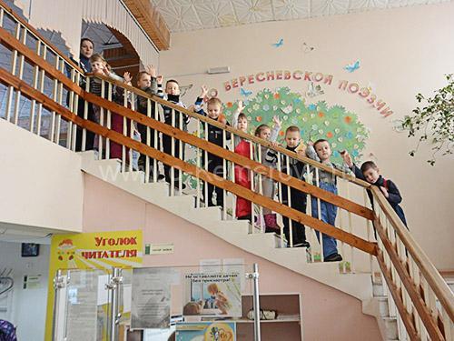 литературно-краеведческий музей в детской библиотеке им. А.М. Береснева в Кемерово