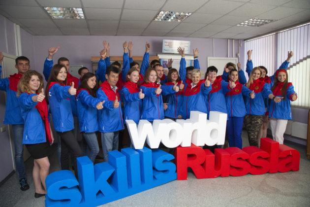 В Кузбассе продолжается набор волонтеров на VIII чемпионат WorldSkills Russia