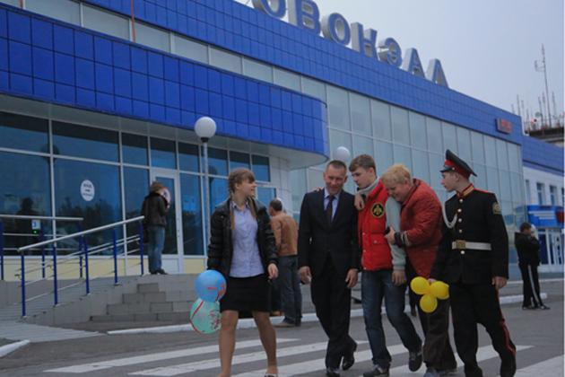 В аэропортах Кузбасса увеличился пассажиропоток