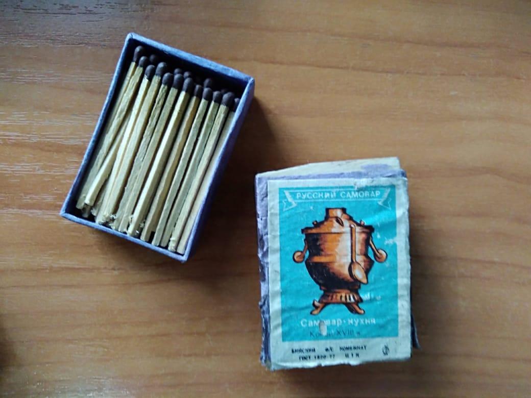 Житель Кузбасса подарил музею старые спичечные коробки
