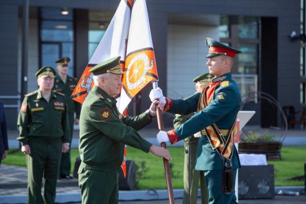 В Кемерове состоялось торжественное открытие Президентского кадетского училища