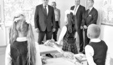 В поселке Журавлево Промышленновского района открылась цифровая школа