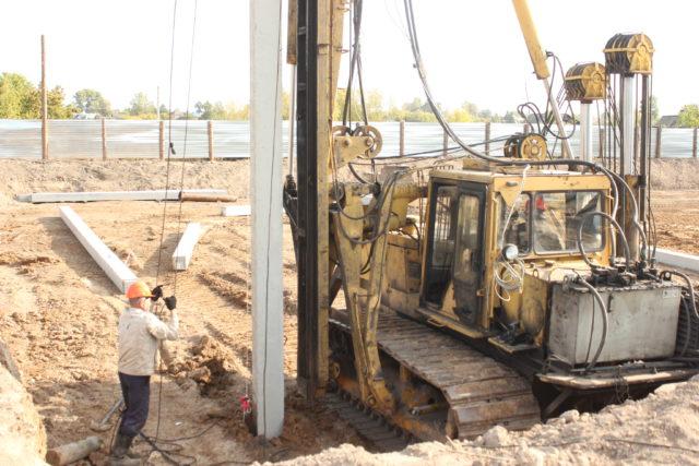В кузбасском городе Тайга началось строительство новой школы