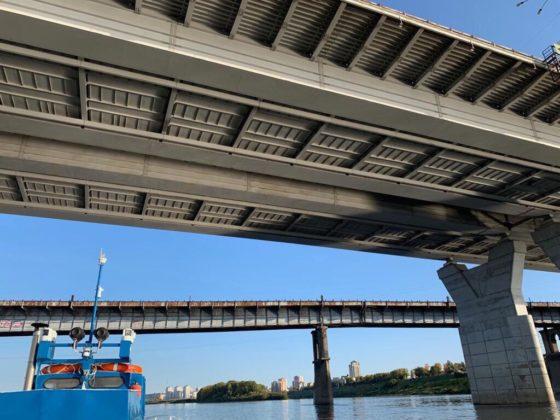 Планы на реконструкцию старого Кузнецкого моста в Кемерове озвучили власти Кузбасса