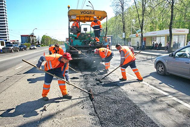 В нынешнем году в дорожную сеть Кузбасса будет вложено более семи миллиардов рублей