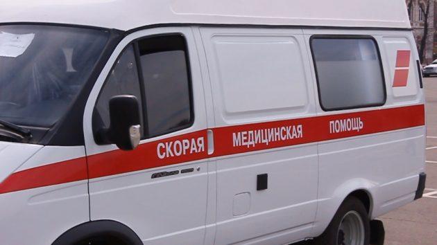 Пять кузбассовцев пострадали в автобусе, въехавшем в самосвал