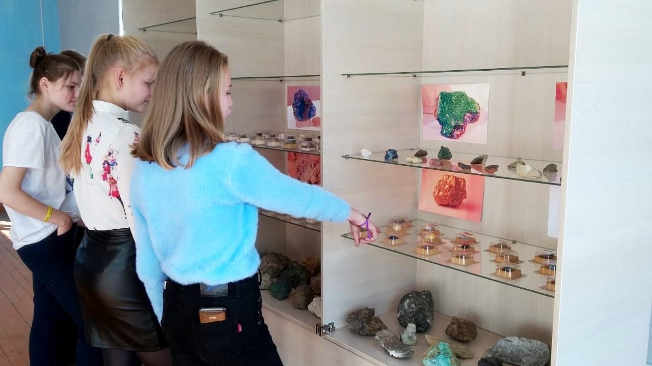 На юге Кузбасса появился первый школьный геологический музей