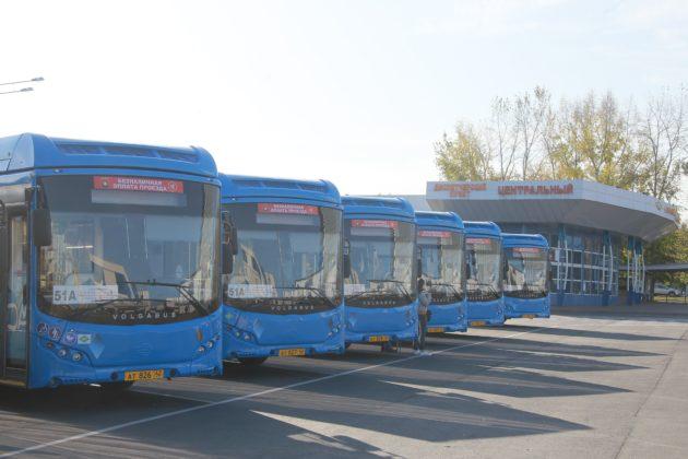 В Юрге изменили два маршрута общественного транспорта