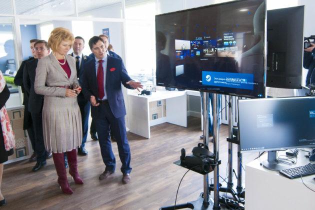 Центр опережающей профессиональной подготовки открылся в Кузбассе