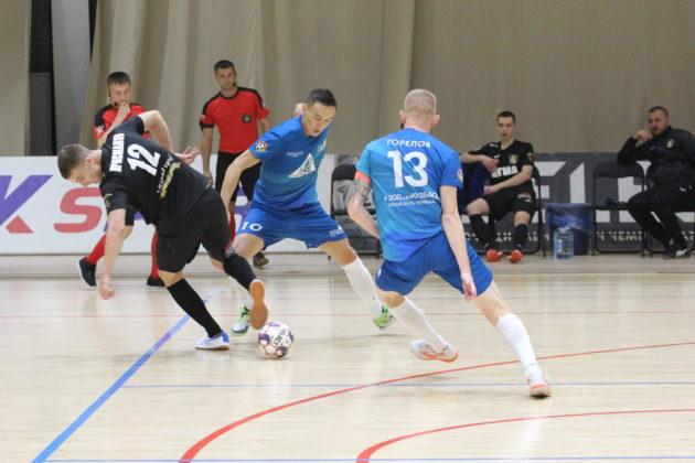 Кемеровская «Корпорация «АСИ» лидирует в первенстве России по мини-футболу