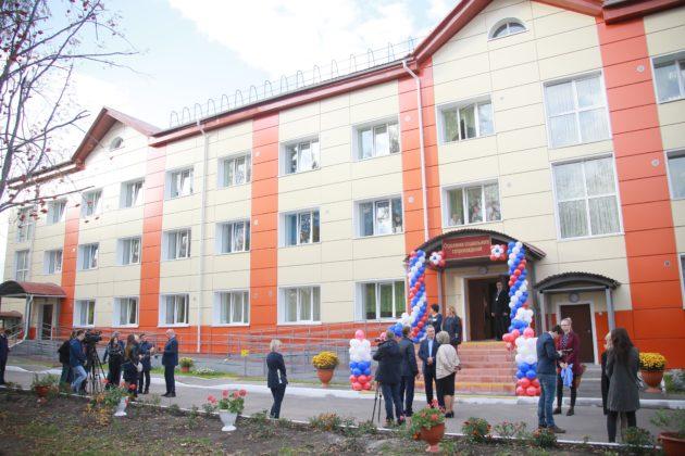 Уникальное отделение психоневрологического интерната открыли в Кузбассе