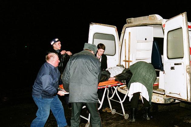 Один человек погиб и четверо пострадали в двойном ДТП в Прокопьевском районе