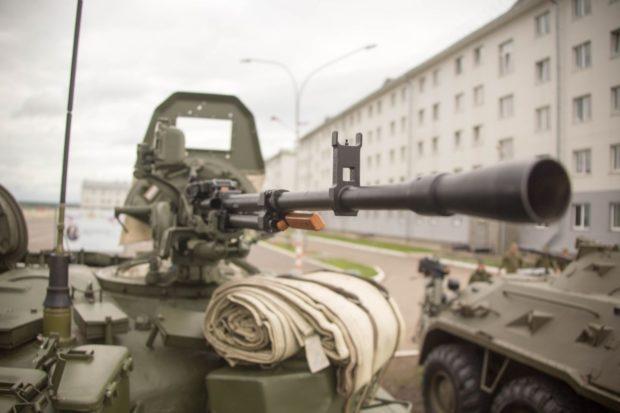 В Юрге построят детский сад и школу для детей военнослужащих