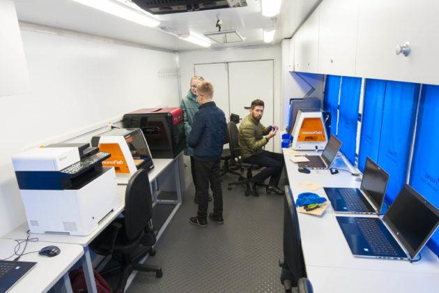 Сельские школьники Кузбасса постигают азы высоких технологий