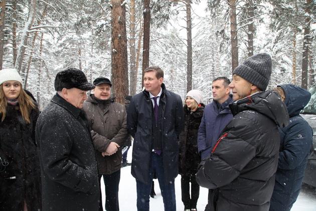 Федеральная группа мониторинга проверила в Кузбассе выполнение нацпроектов
