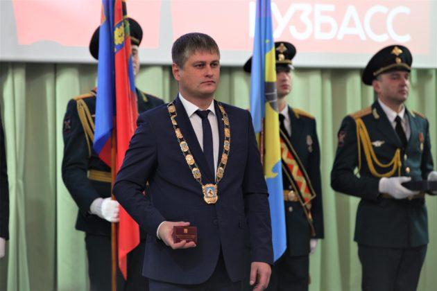 Алексей Фомин: «Город Юрга должен стать комфортным, социальным и открытым городом»