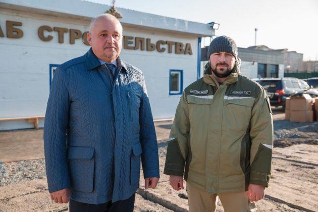 Сергей Цивилев: «Вторая очередь строительства Кемеровского ПКУ идет хорошими темпами»