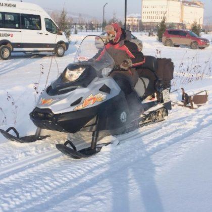 Новая общегородская лыжня появилась в Кемерове