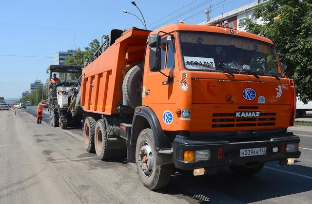 На дороги Кузбасса в 2020 году направят более 4,6 миллиарда рублей