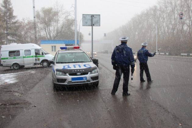 30 000 нарушений с начала года попали на дорожные камеры в Кузбассе
