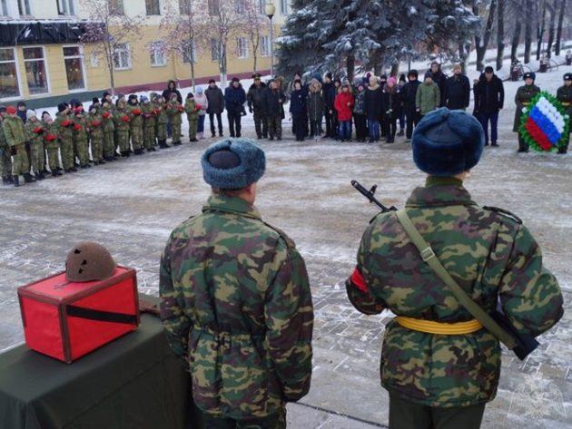 Останки погибшего в Великой Отечественной войне солдата из Кузбасса переданы на Родину