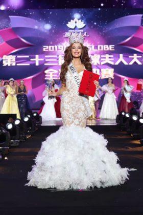 Многодетная мать из Кемерова победила на международном конкурсе красоты