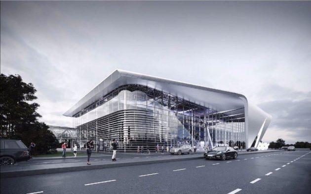 Сергей Цивилев рассказал и показал, каким будет аэропорт в Кемерове