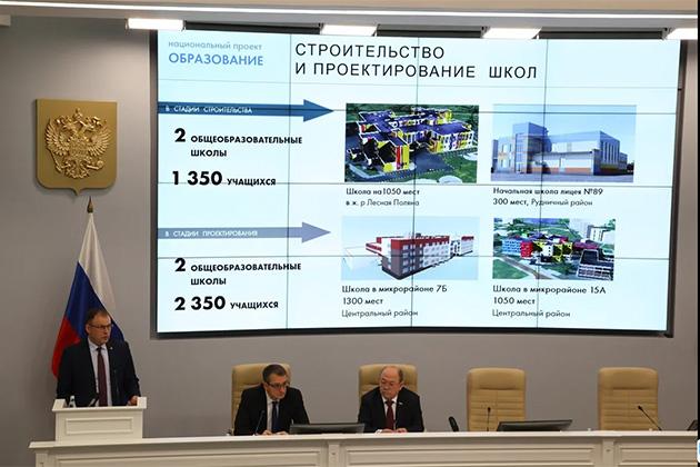 Кемерово-2020: город больших строек